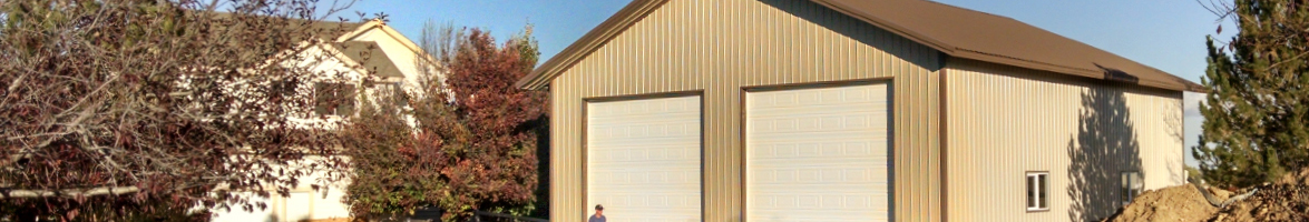Large Pole Barn Engineered Large Pole Barn Kits In Fort Collins
